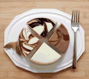 Family Size Cheesecakes