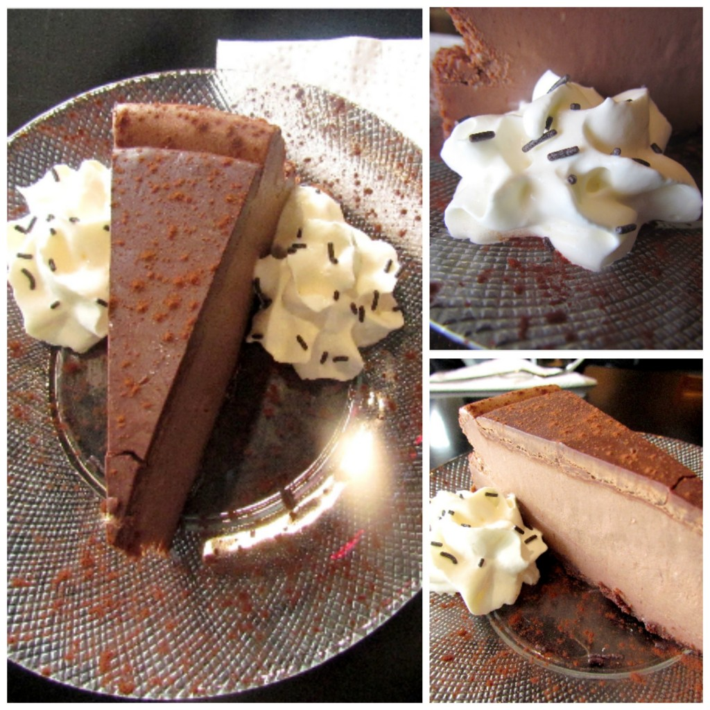Chocolate Necessities collage