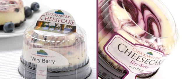 Chuckanut Bay Cheesecake