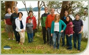Chuckanut Bay Families