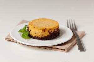 Pumpkin Chocolate Chip Reg 4 oz Plated
