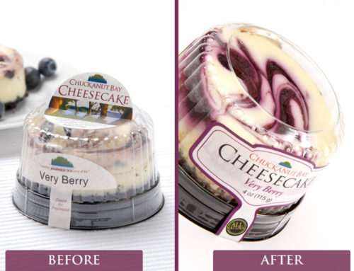 Development of Our Single Serve Cheesecake Labels