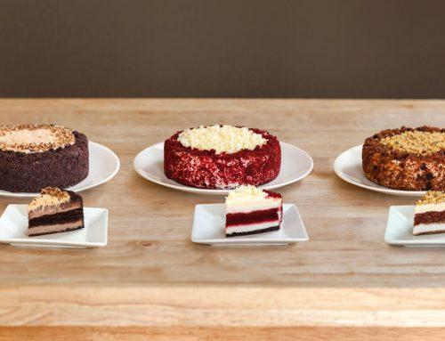 7-inch Layered Cheesecake – 10 slice