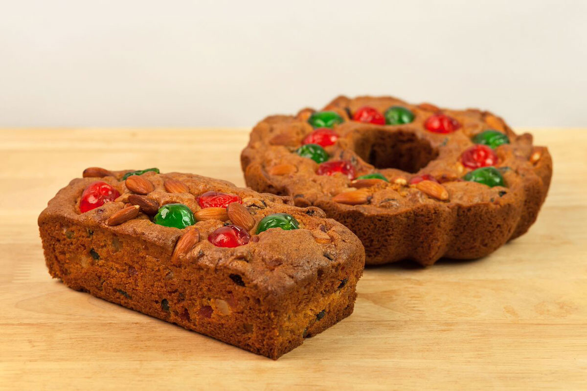 How To Do Fruit Cake At Home