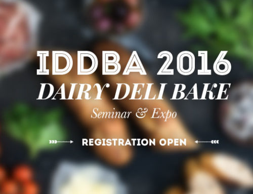 IDDBA: My Very First Food Show